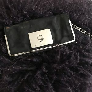 COLE HAAN wallet. Black